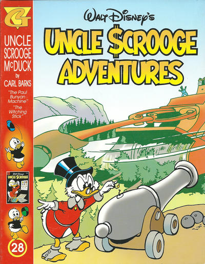 Uncle Scrooge Adventures by Carl Barks in Color 28