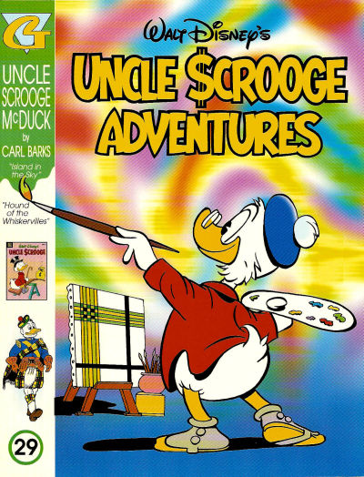 Uncle Scrooge Adventures by Carl Barks in Color 29