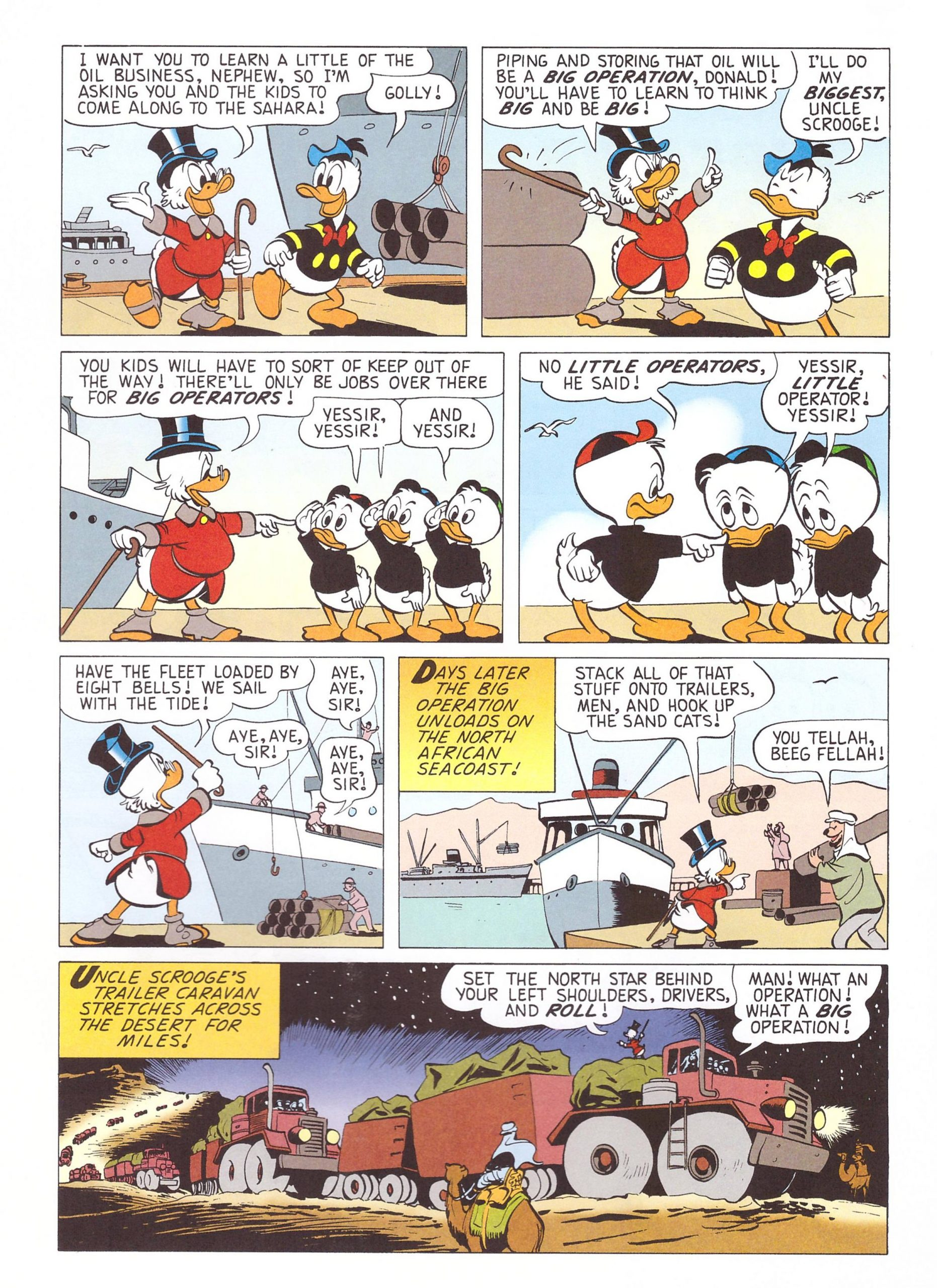 Uncle Scrooge Adventures by Carl Barks in Color 30 review
