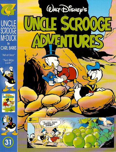 Uncle Scrooge Adventures by Carl Barks in Color 31