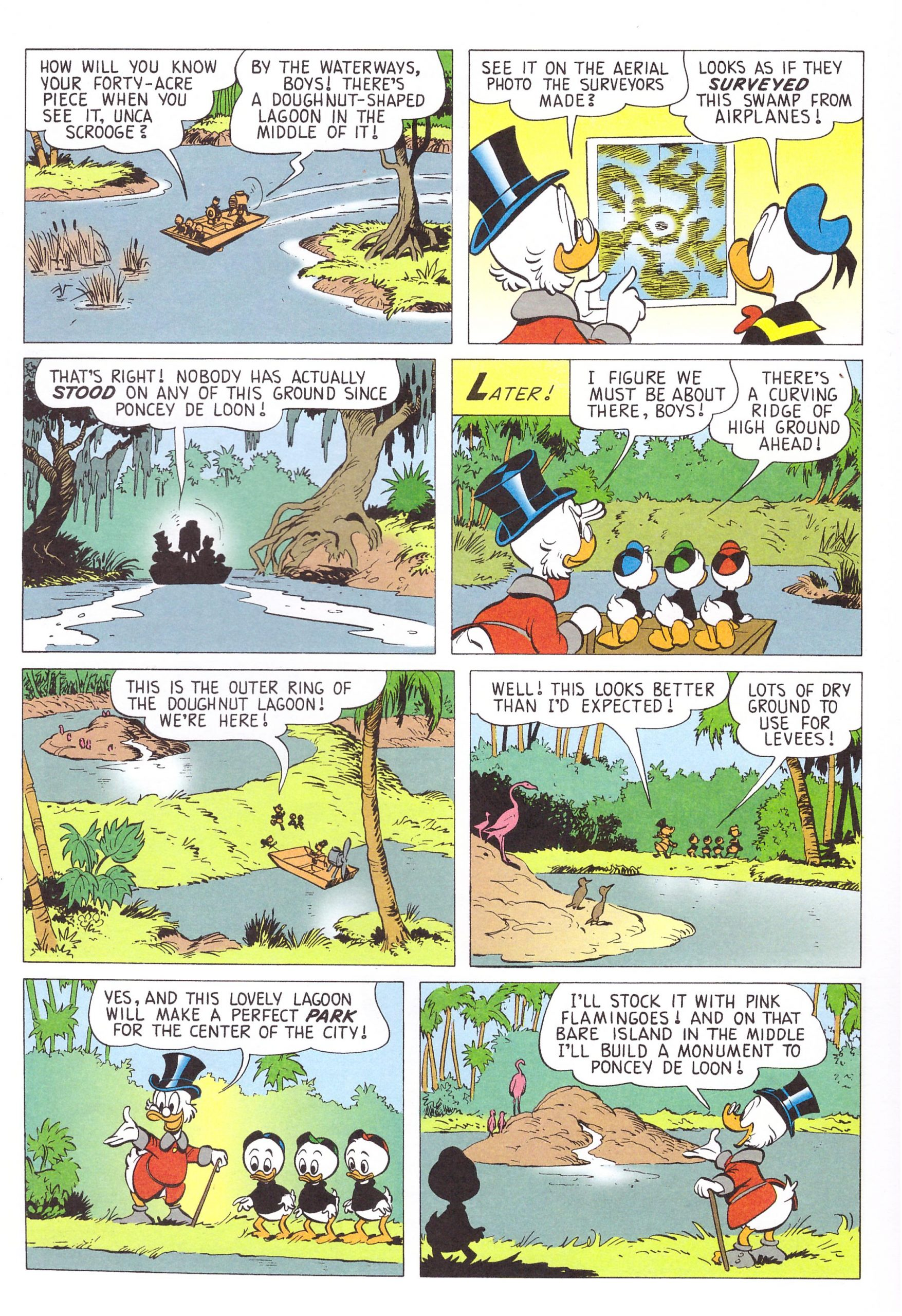 Uncle Scrooge Adventures by Carl Barks in Color 32 review