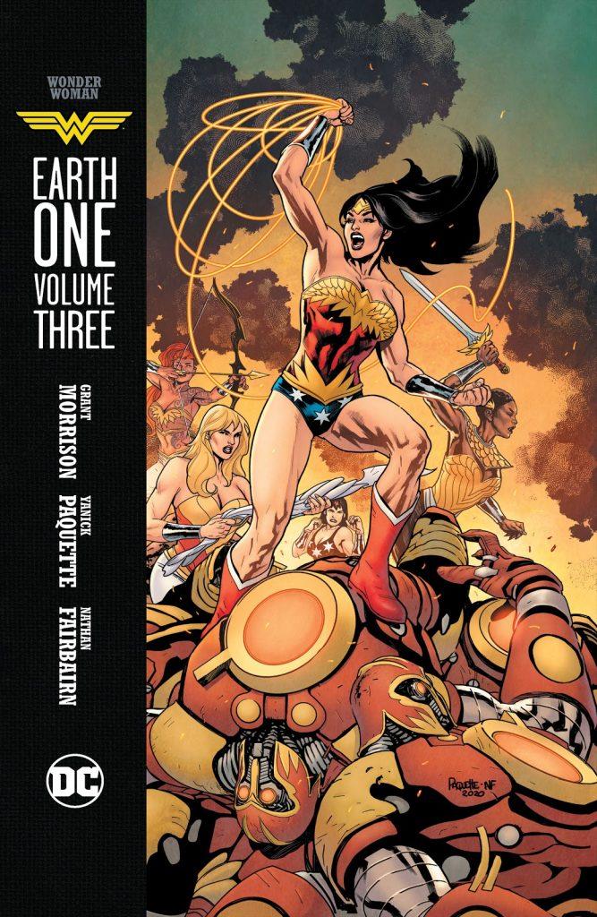 Wonder Woman: Earth One – Volume Three