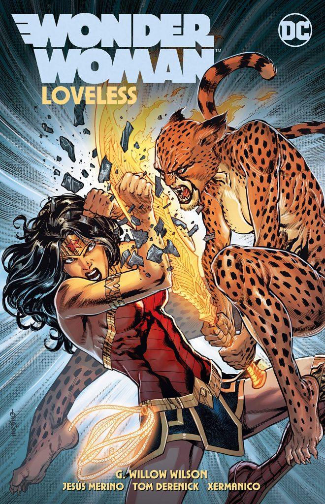 Wonder Woman: Loveless