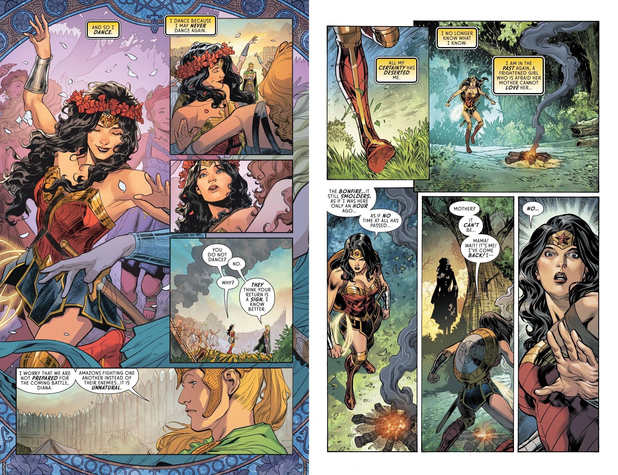 Wonder Woman Loveless review