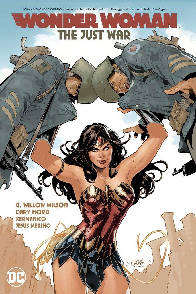 Wonder Woman: The Just War