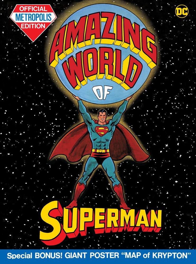 The Amazing World of Superman (Tabloid Edition)