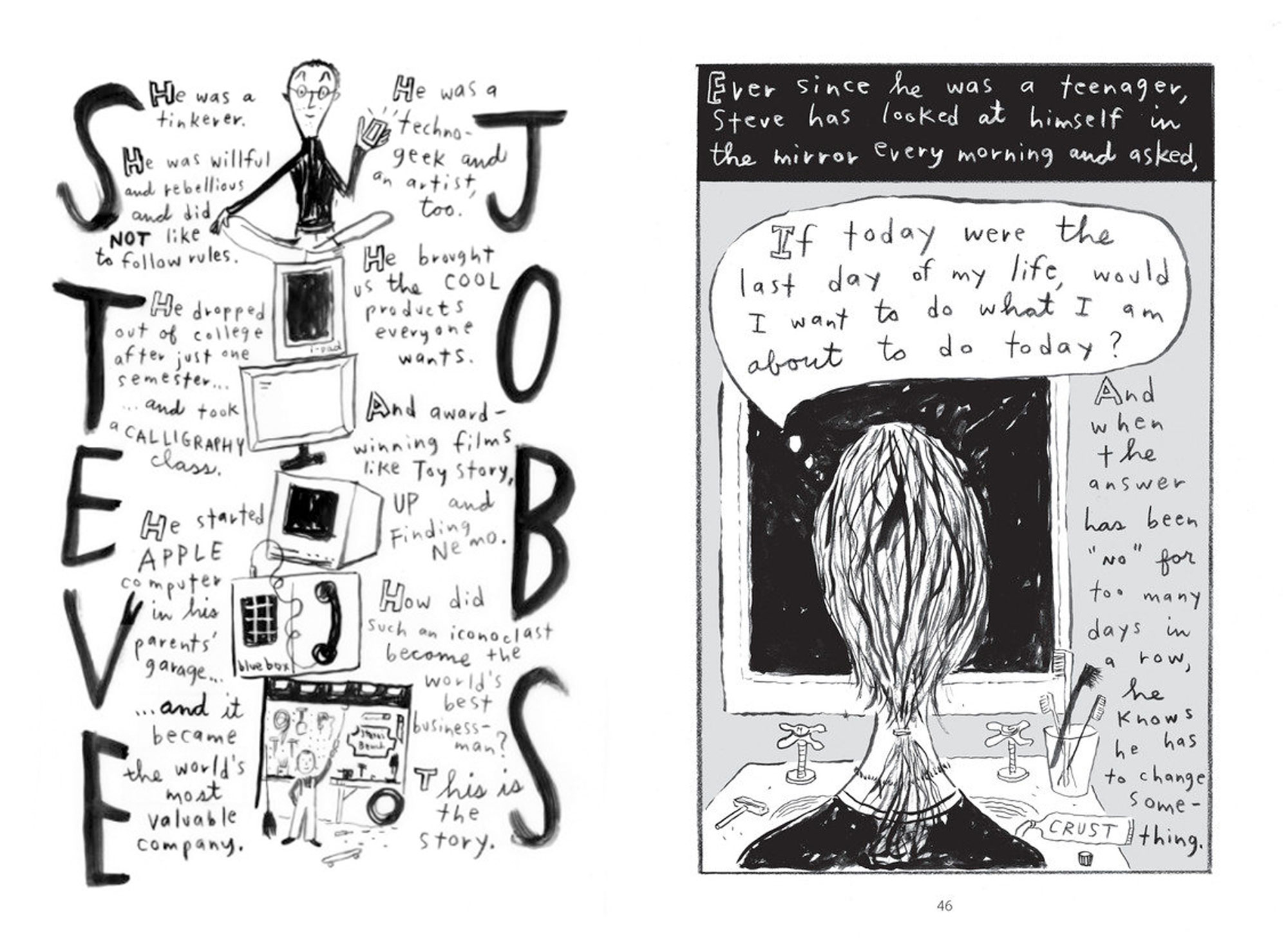 steve jobs insanely great review
