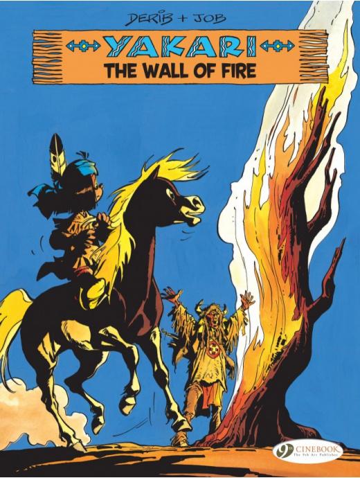 Yakari: The Wall of Fire