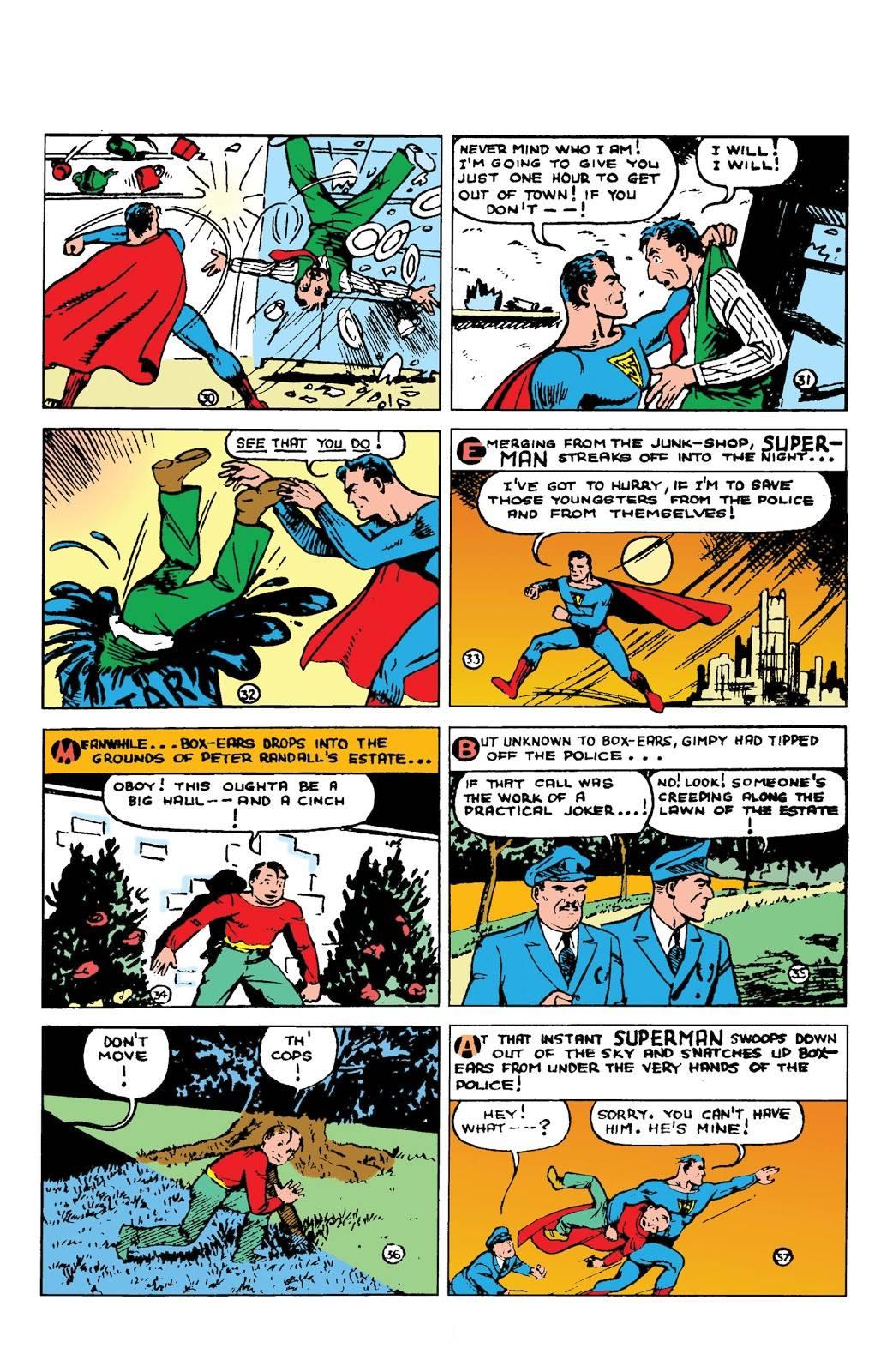 Action Comics Archives Volume 1 review