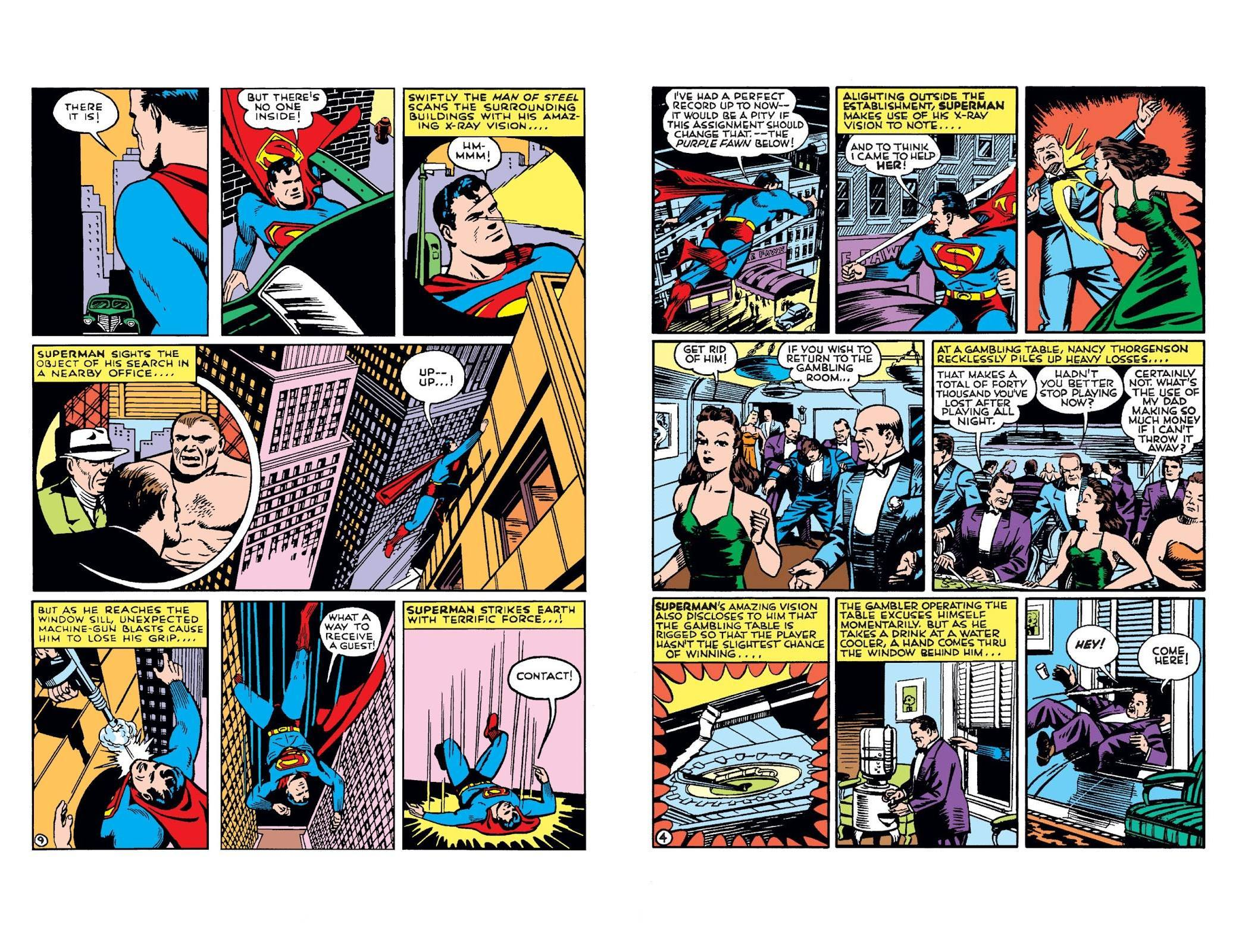 Action Comics Archives Volume 3 review