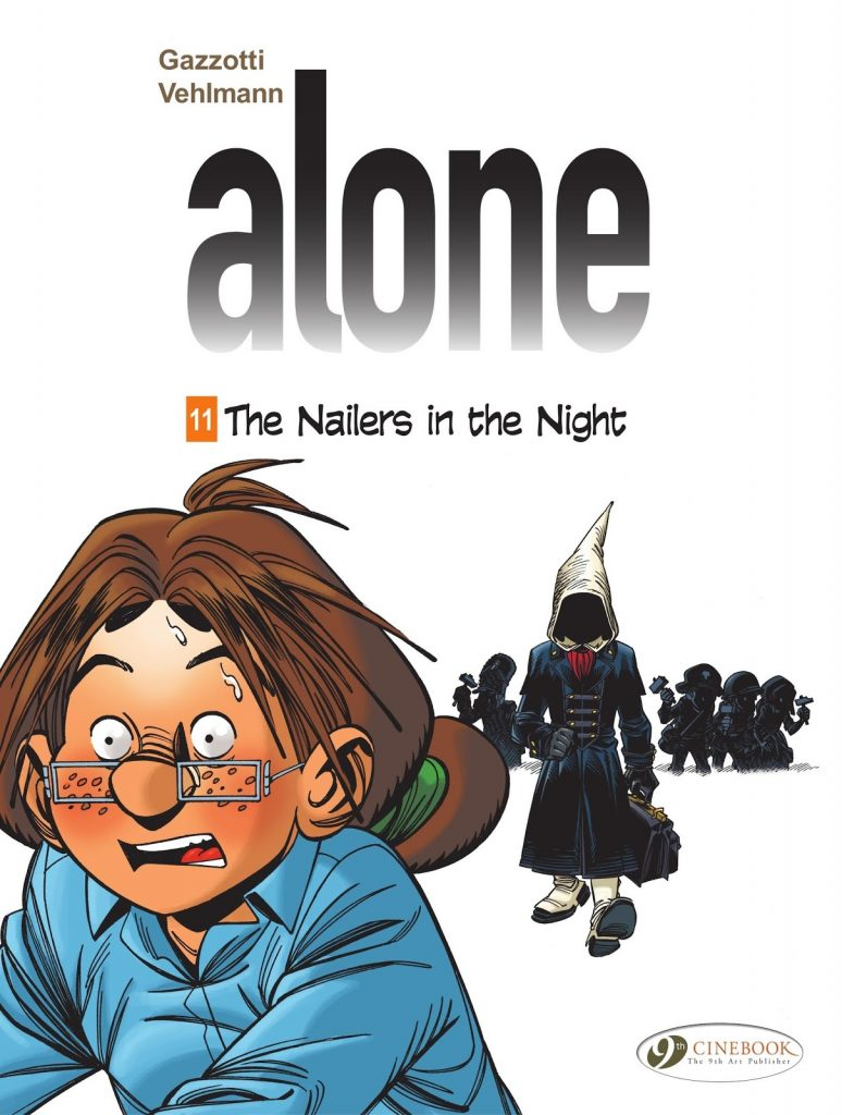 Alone 11: The Nailers in the Night