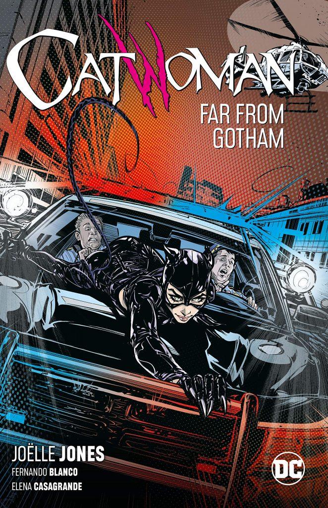Catwoman: Far From Gotham