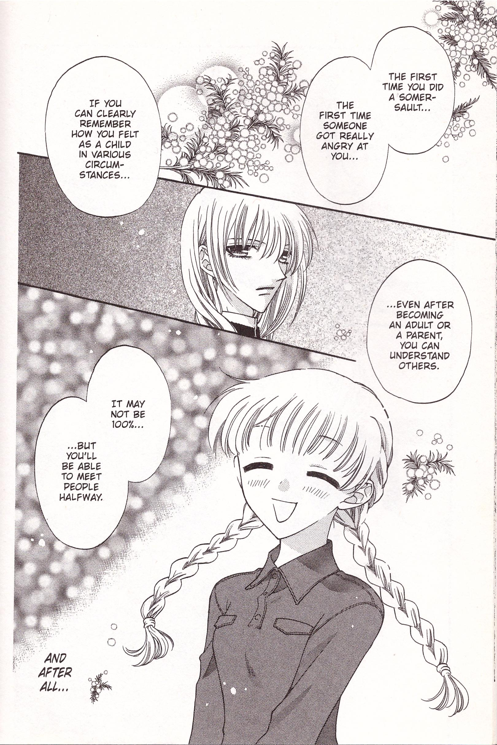 Fruits Basket 4 review