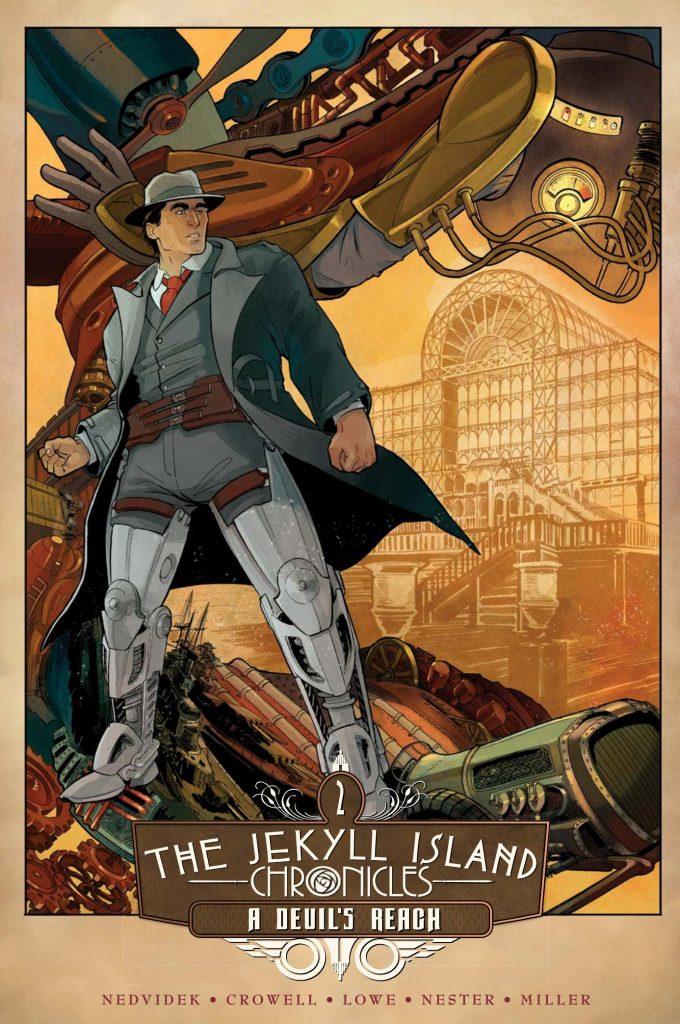 The Jekyll Island Chronicles 2: A Devil's Reach