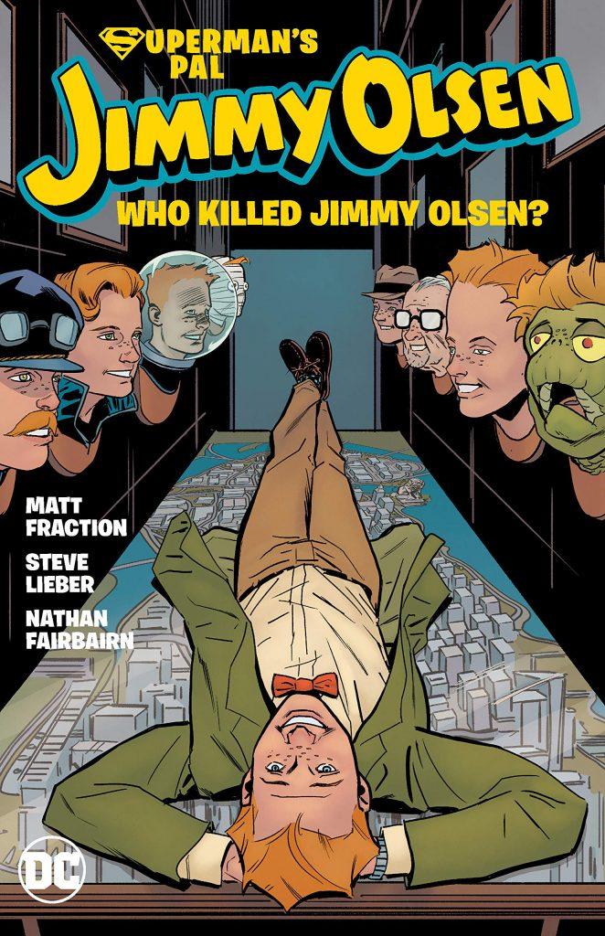Jimmy Olsen: Who Killed Jimmy Olsen