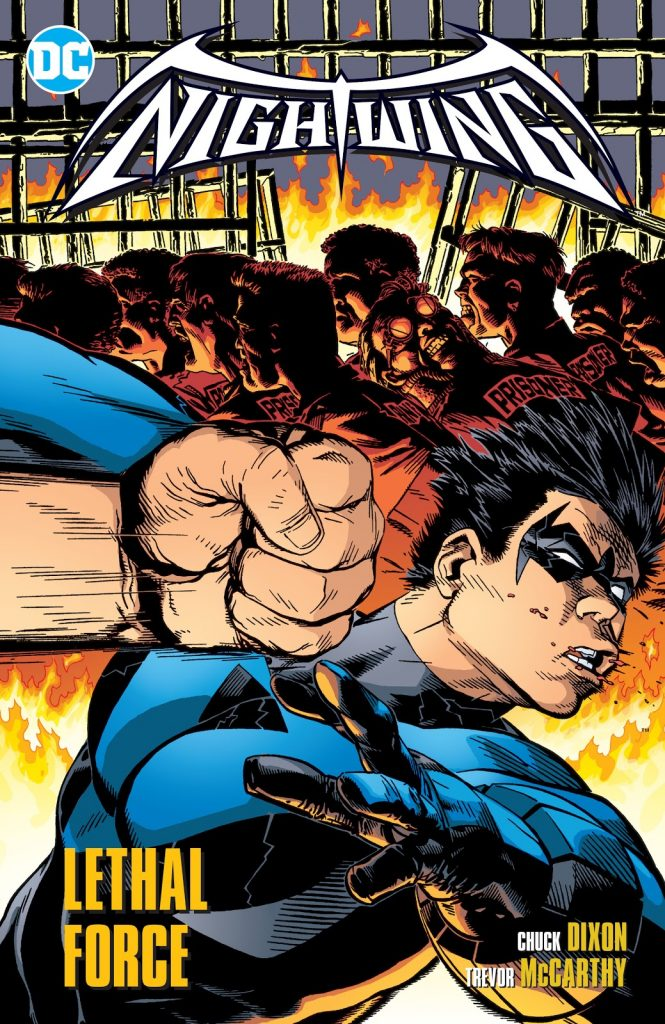 Nightwing: Lethal Force