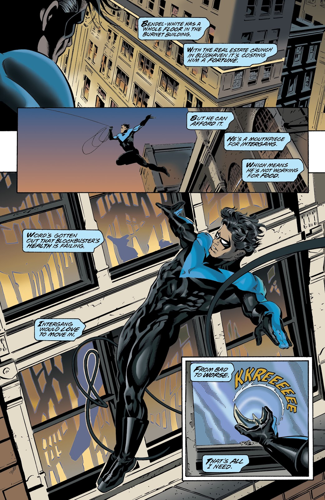 Nightwing The Hunt for Oracle review