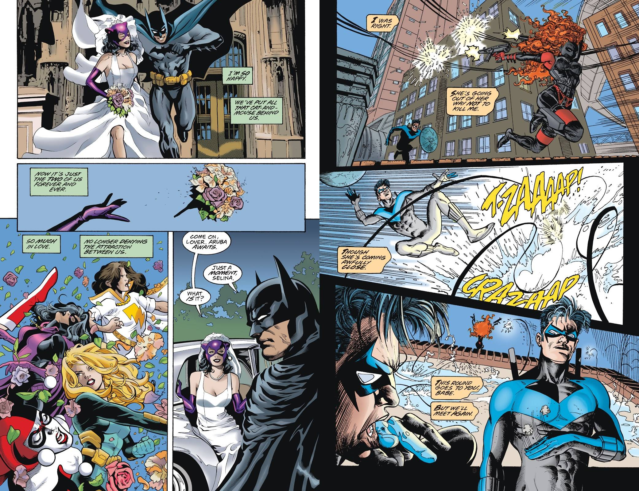 Nightwing To Serve and Protect review