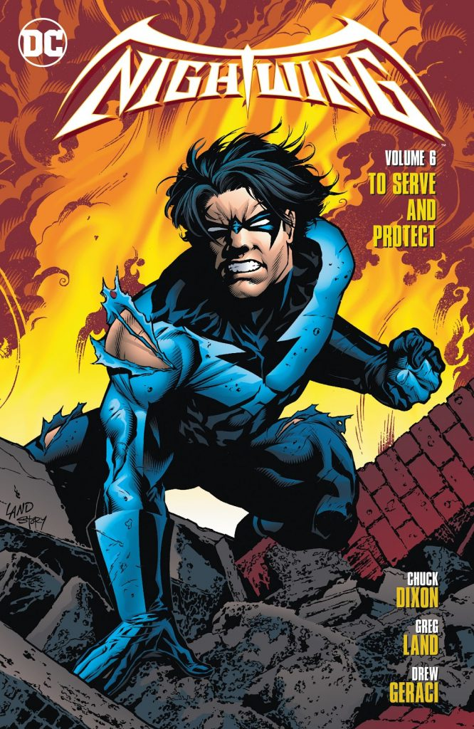Nightwing: To Serve and Protect