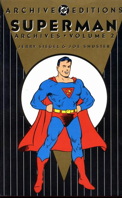 Superman Archives Volume 2