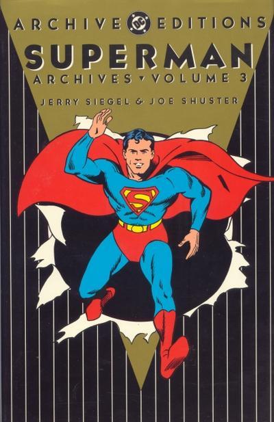 Superman Archives Volume 3