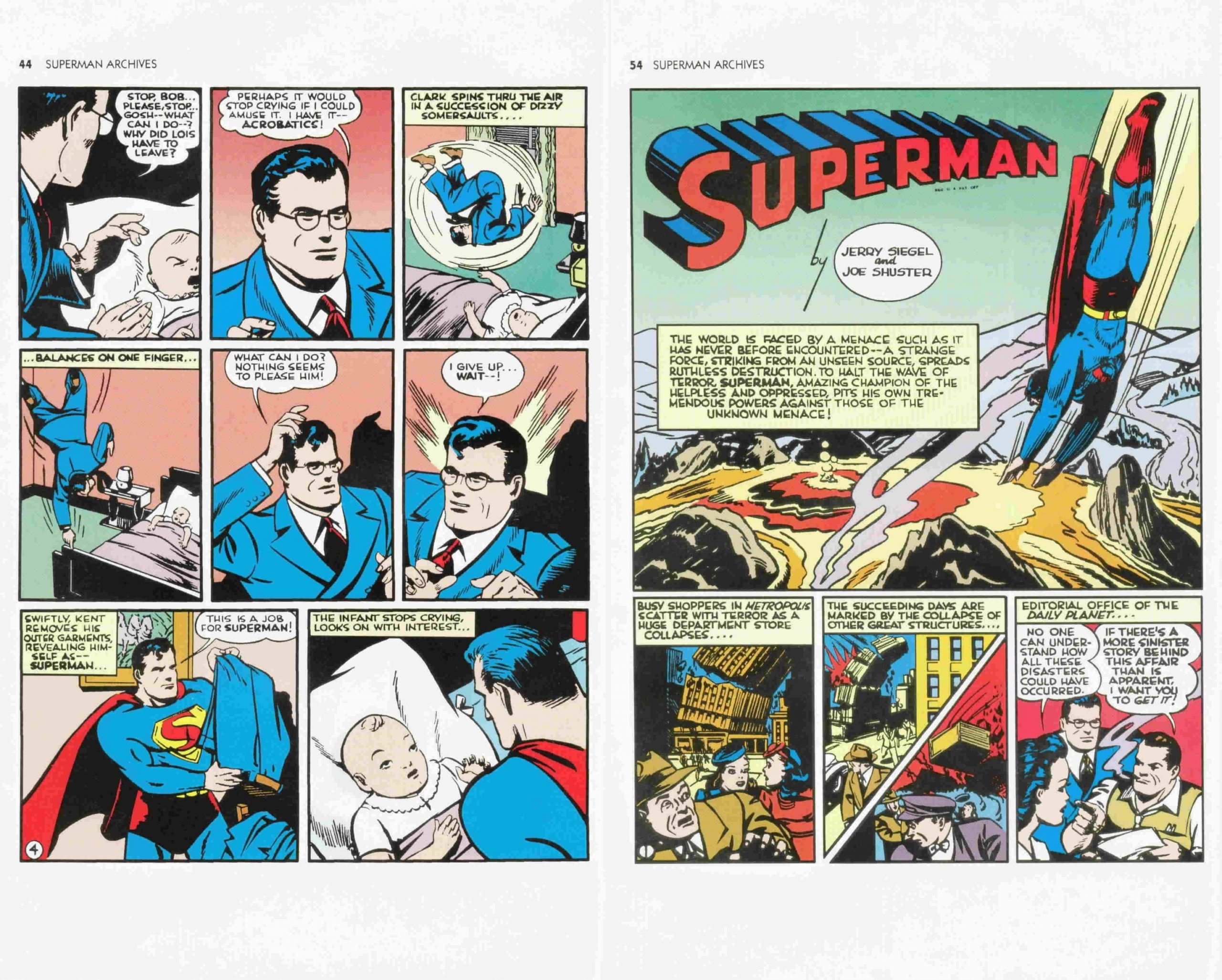 Superman Archives Volume 4 review