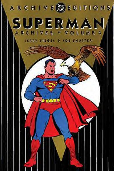 Superman Archives Volume 4