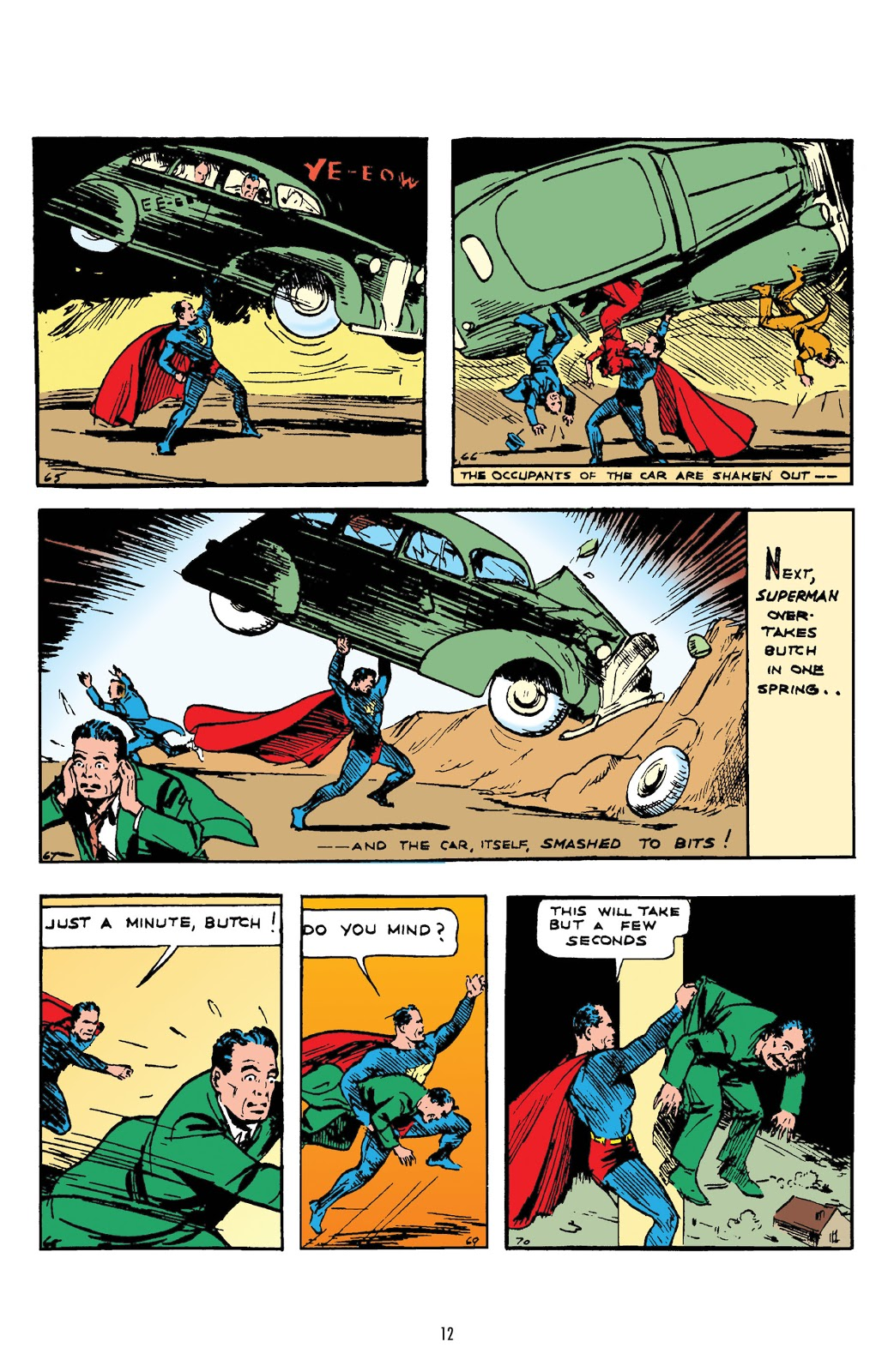 The Superman Chronicles Volume 1 review