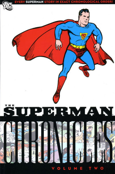 The Superman Chronicles Volume Two