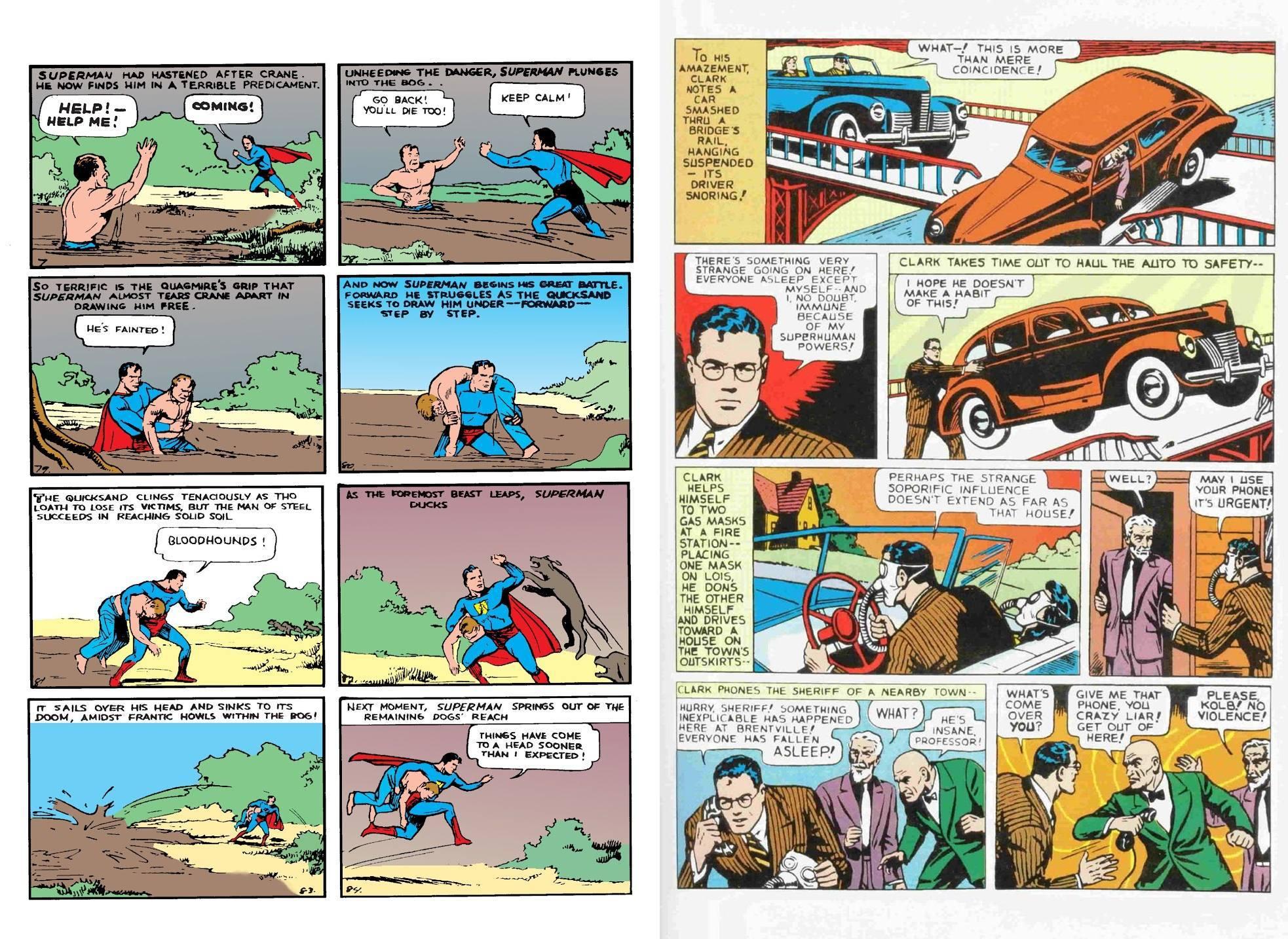Superman The Golden Age Omnibus Vol. 1 review