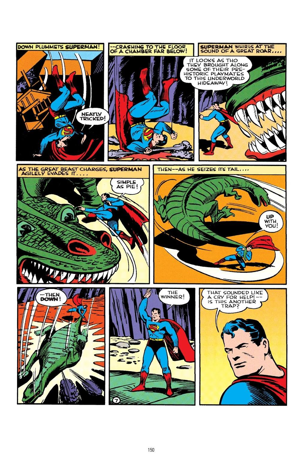 Superman The Golden Age Omnibus Vol. 2 review