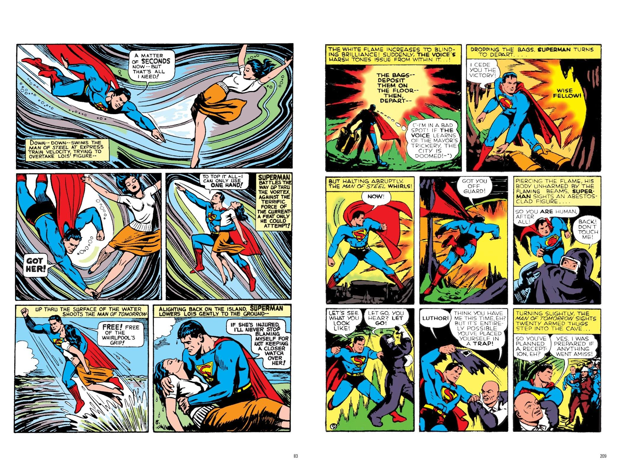 Superman The Golden Age Vol 3 review