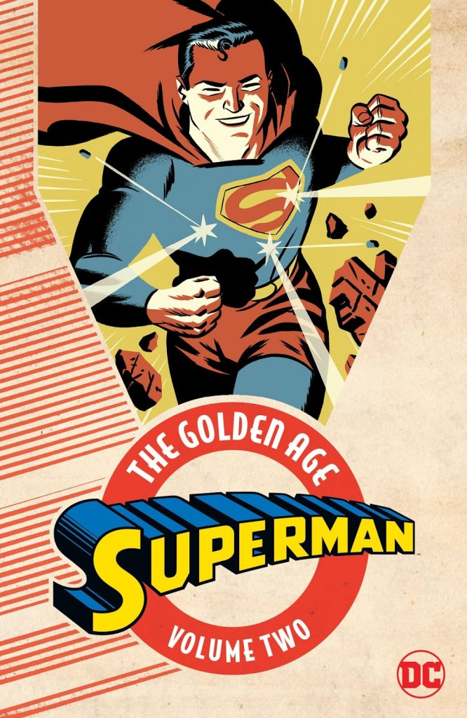 Superman: The Golden Age Volume Two