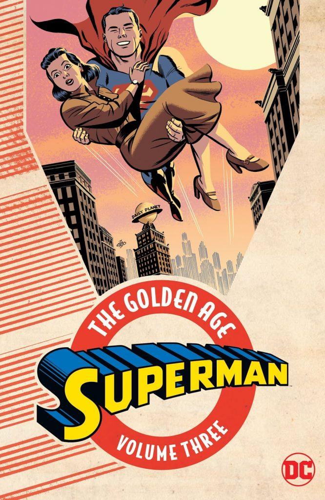 Superman: The Golden Age Volume Three