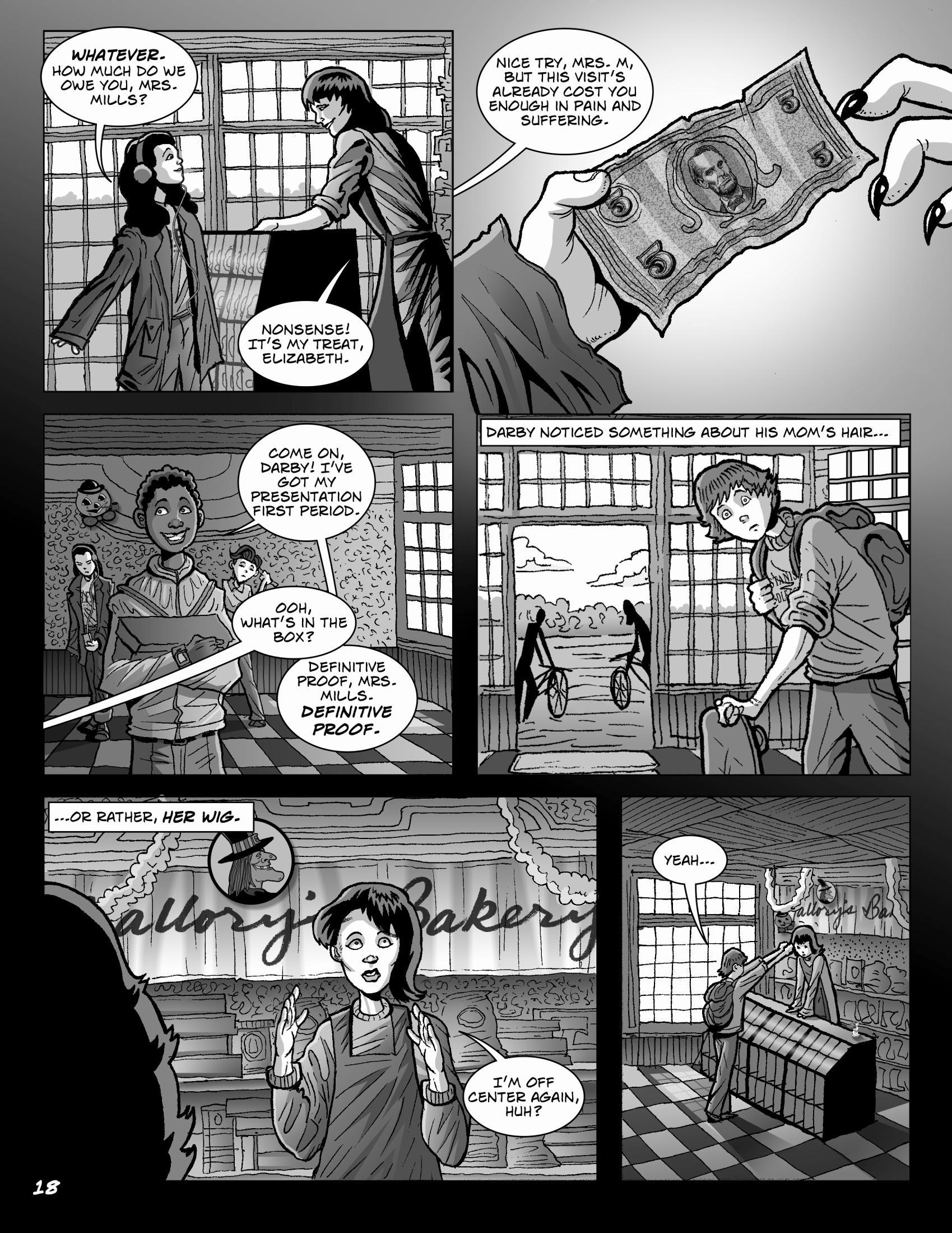 Winona Forever graphic novel review