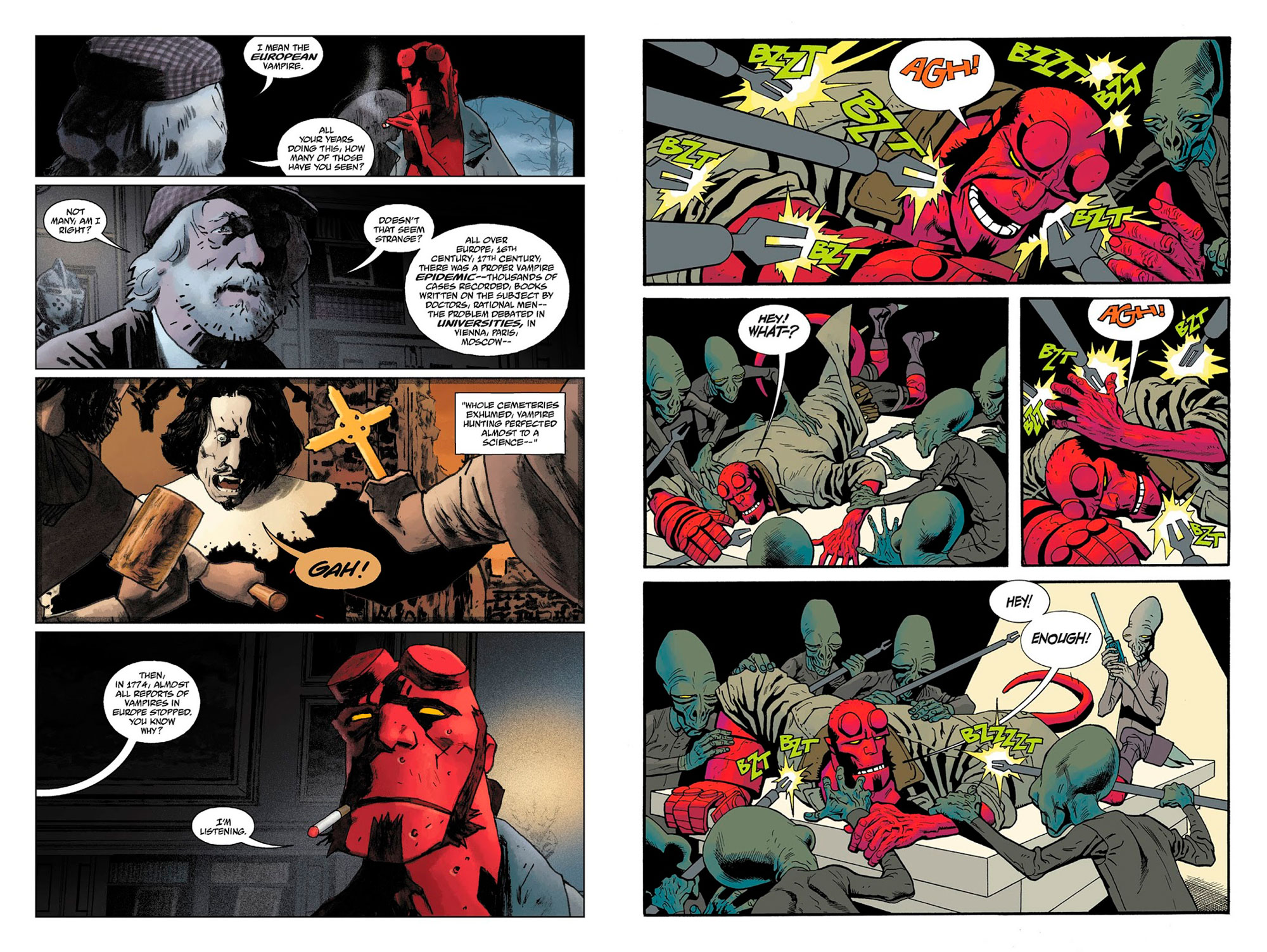 Hellboy bride of hell review