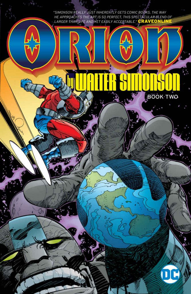 Orion by Walter Simonson Book Two