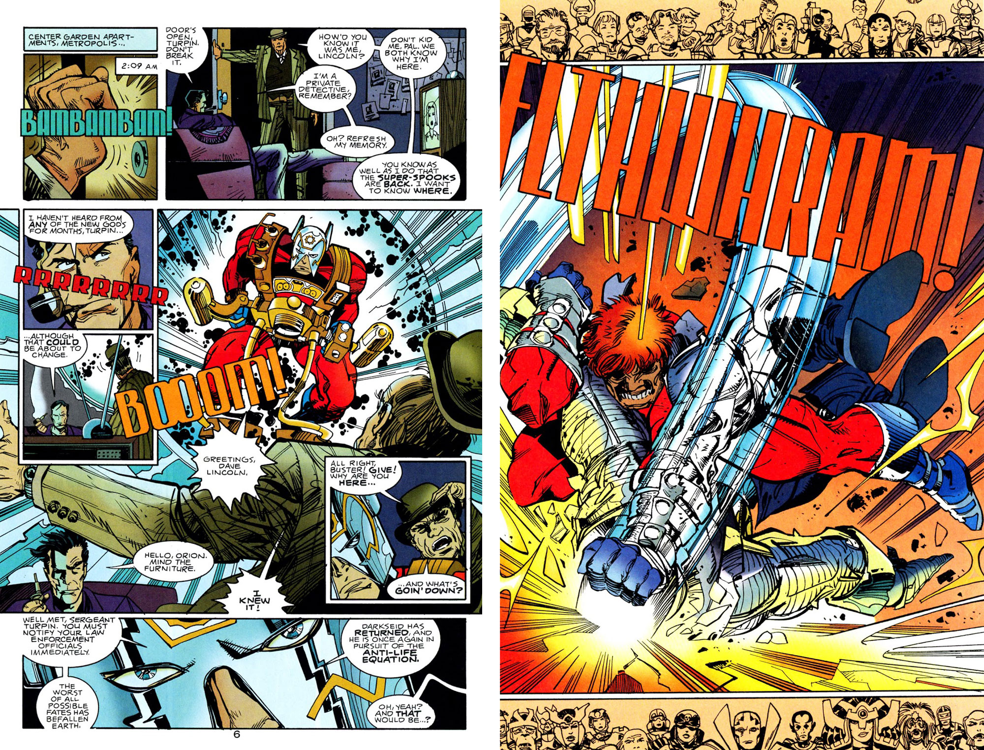 Orion by walter simonson review