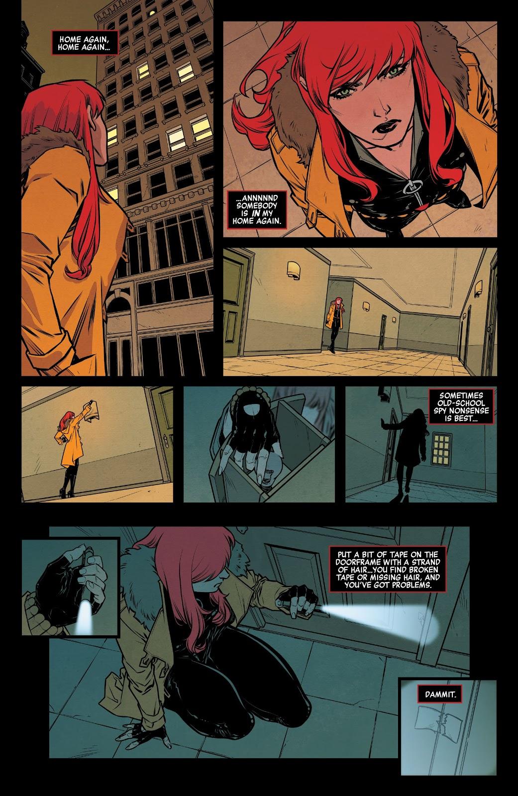 Black Widow the Ties That Bind review