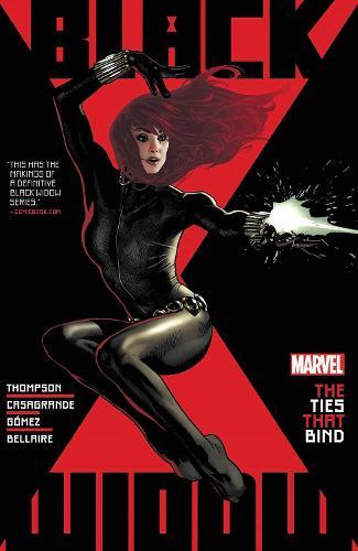 Black Widow: The Ties That Bind