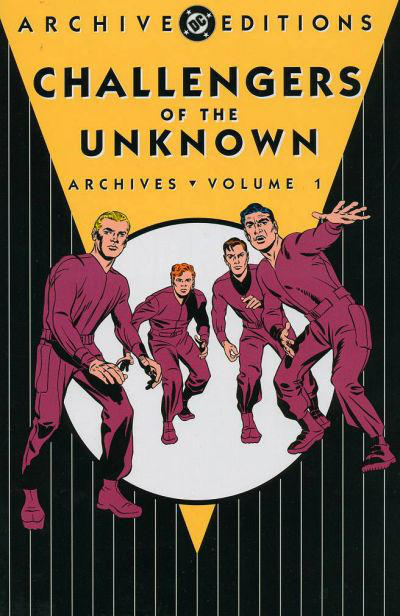 Challengers of the Unknown Archives Volume 1