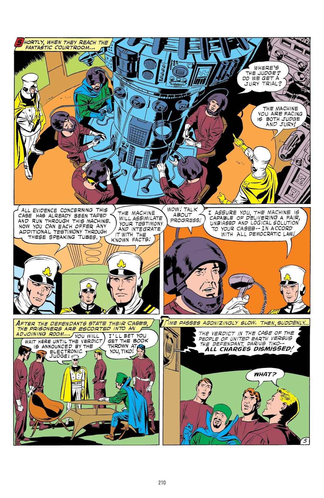 Challengers of the Unknown by Jack Kirby review