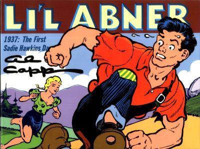 Li'l Abner Volume Three: Dailies 1937