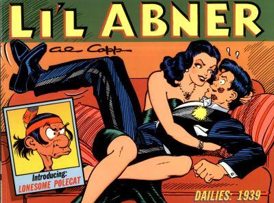 Li'l Abner Volume Five: Dailies 1939