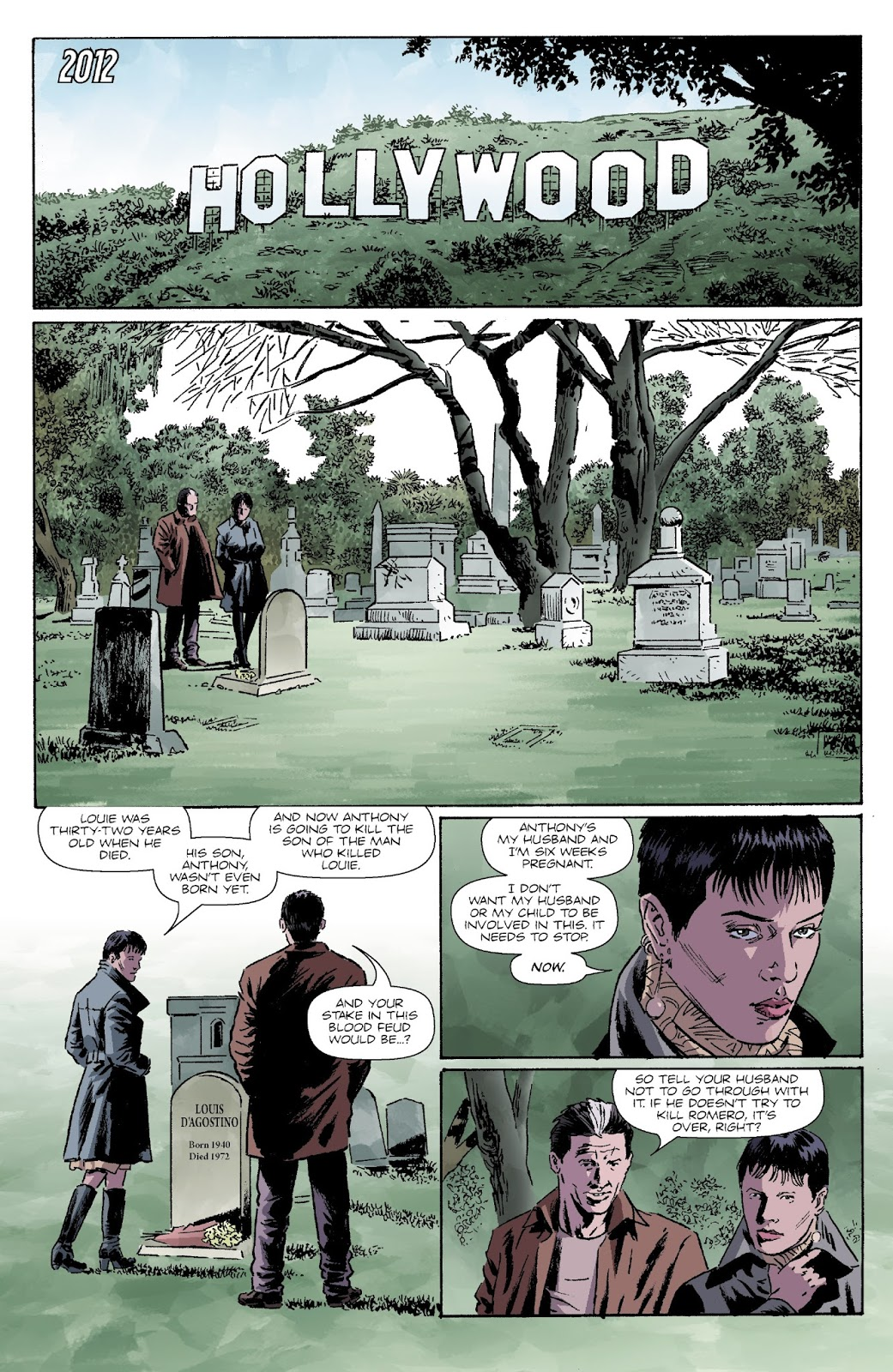 Near Death Volume Two review
