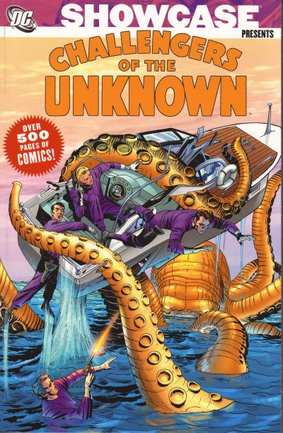 Showcase Presents Challengers of the Unknown 1