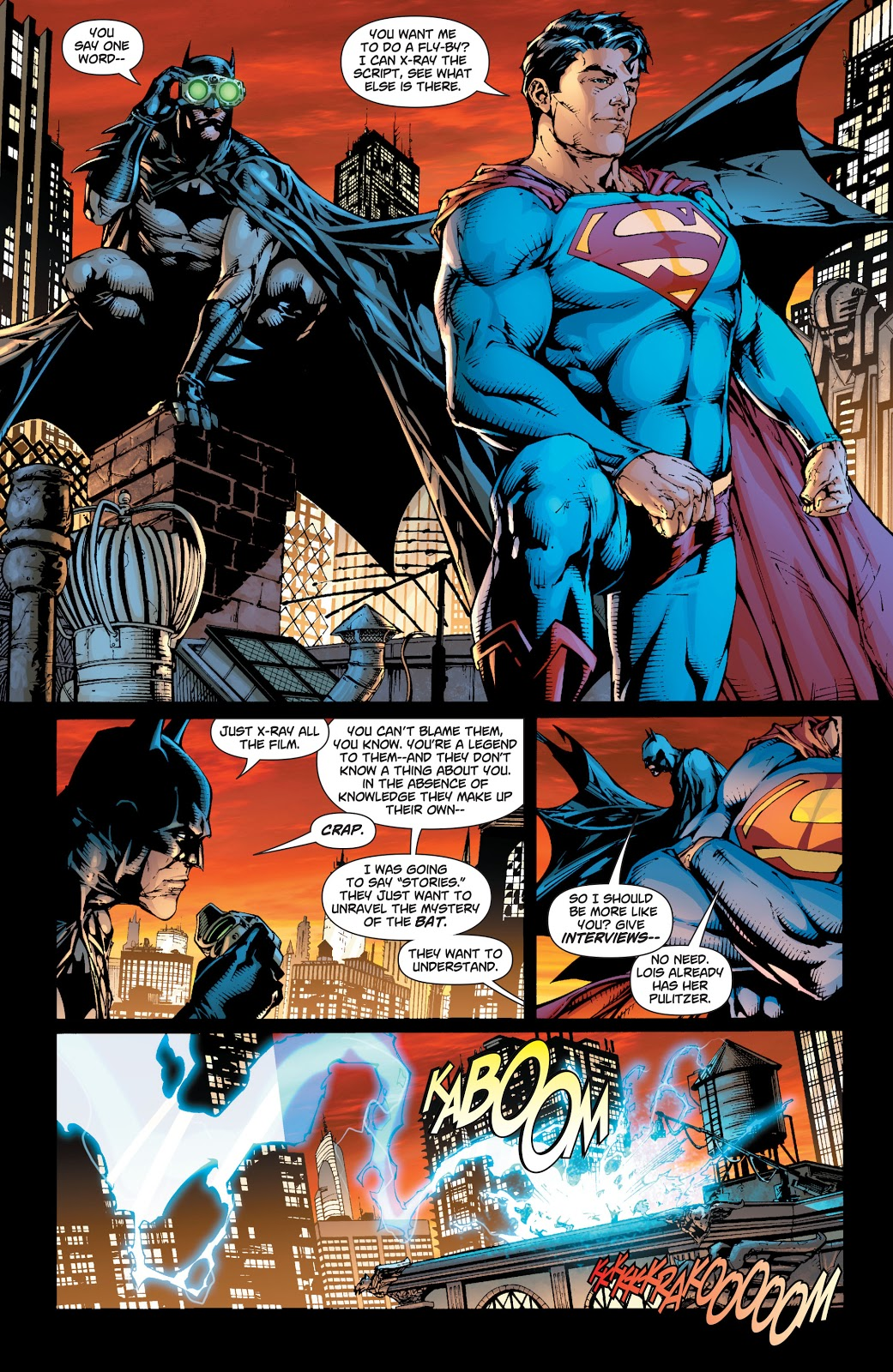 Superman Batman The Search for Kryptonite review