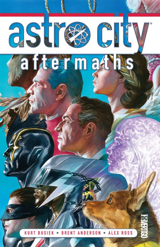 Astro City: Aftermaths