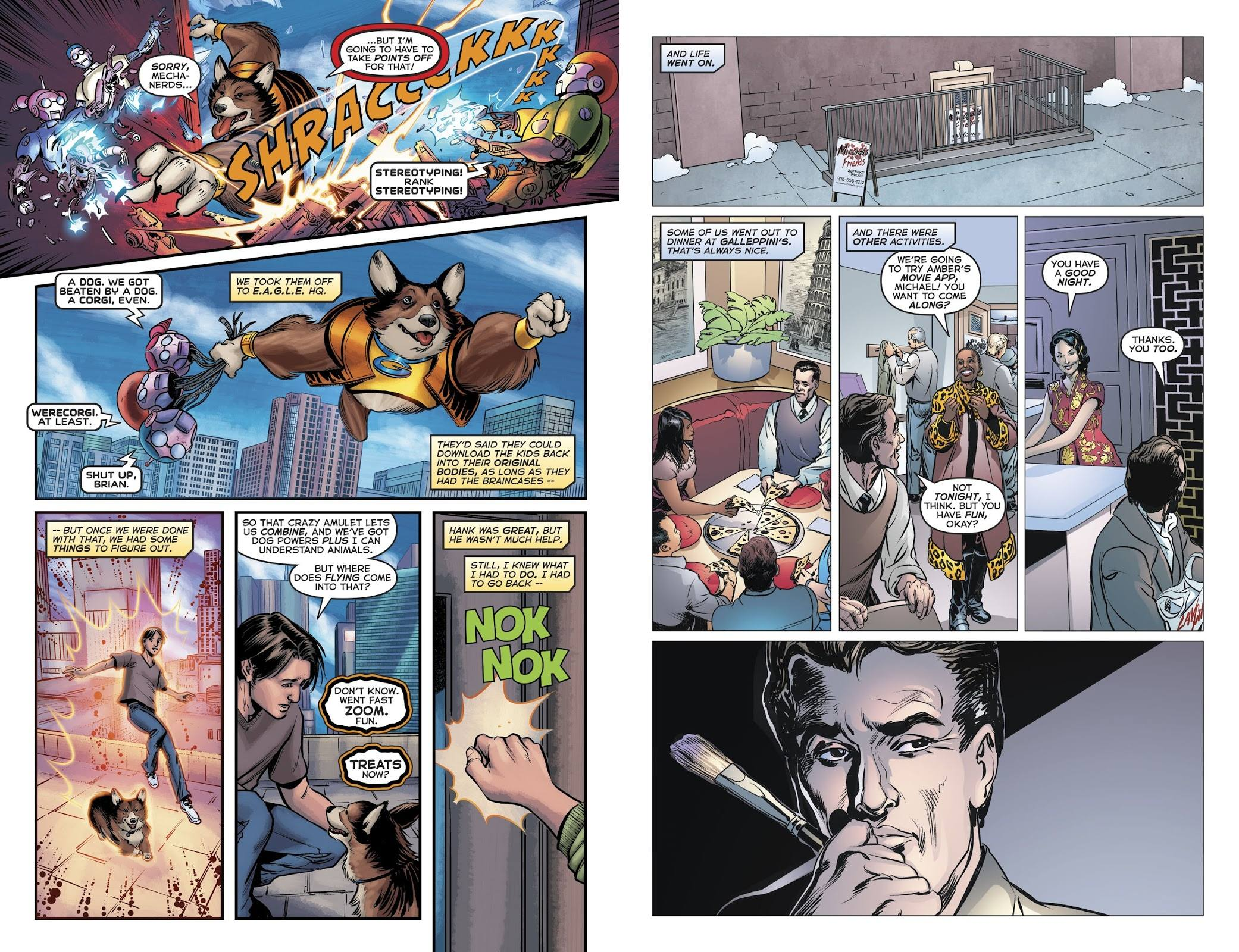 Astro City Aftermaths review