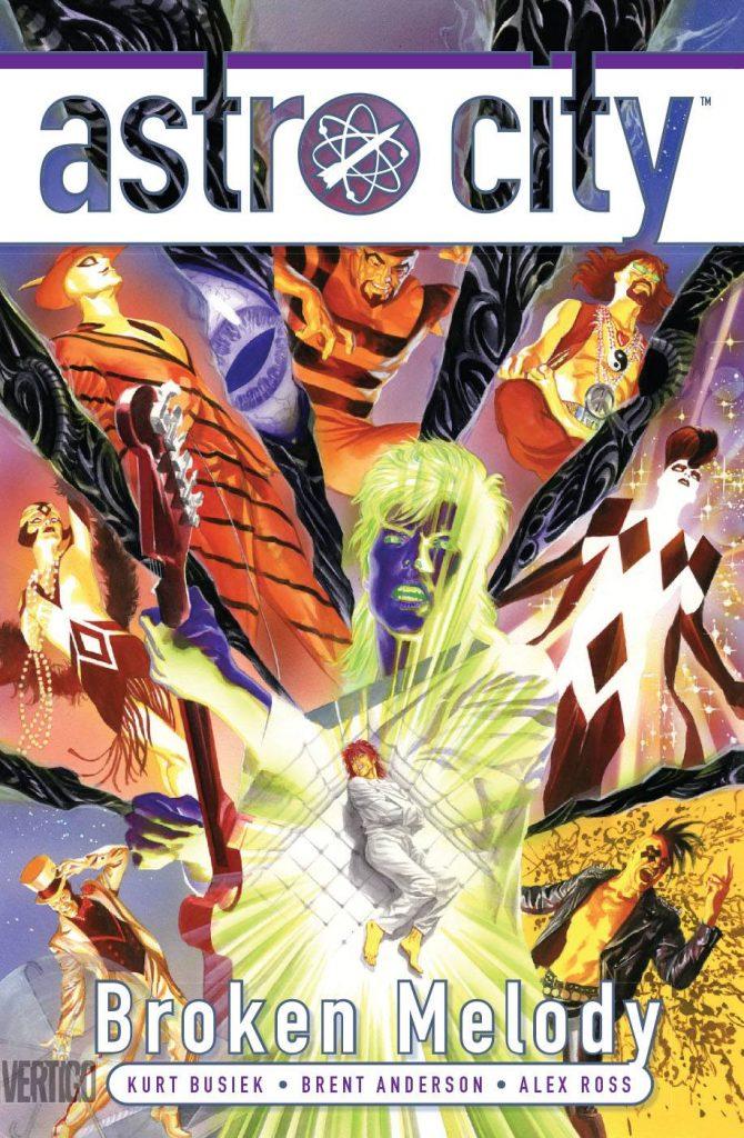 Astro City: Broken Melody